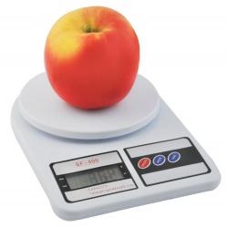 Waga kuchenna do 10kg LCD elektroniczna dokładna 1g możlwiość powieszenia