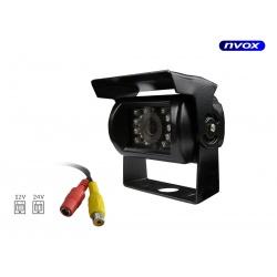 Kamera cofania z daszkiem na tył pojazdu naczepę CMOS diody podczerwieni widzi w nocy masywna i trwała