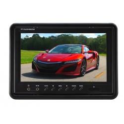 Monitor samochodowy LCD 9 cali do zabudowy z ramką montażową