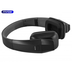 Słuchawki bezprzewodowe na podczerwień IR marki NVOX