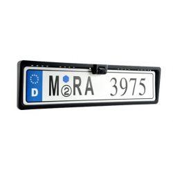 Kamera samochodowa na przód pojazdu lub na tył w ramce tablicy rejestracyjnej NOXON