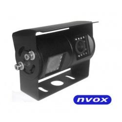 Kamera cofania podwójna dwa obiektywy NVOX doświetlenie IR podczerwień