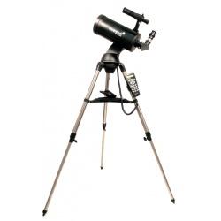 Teleskop Levenhuk SkyMatic 127 GT MAK automatyczne wykrywanie obiektów funkcja GoTo
