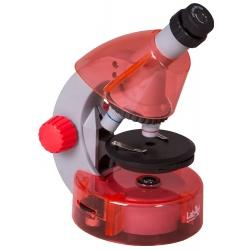Microskop dla dzieci rodem z filmu science fiction Levenhuk LabZZ M101