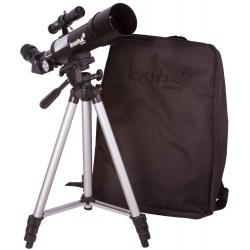 Teleskop Levenhuk Skyline Travel 50 wygodny plecak do transportowania