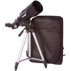 Teleskop podróżny Levenhuk Skyline Travel 70 plecak w zestawie