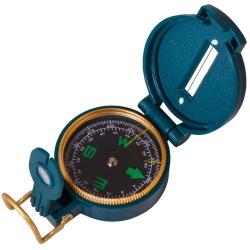 Klasyczny kompas ze szczerbinką celowniczą Levenhuk