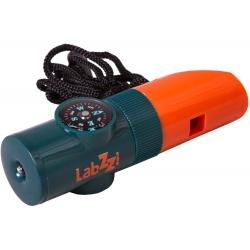Zestaw przetrwania Levenhuk gwizdek bezpieczeństwa lustero kompas lupa latarka termometr