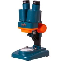 Mikroskop stereoskopowy Levenhuk LabZZ M4 futerał w zestawie