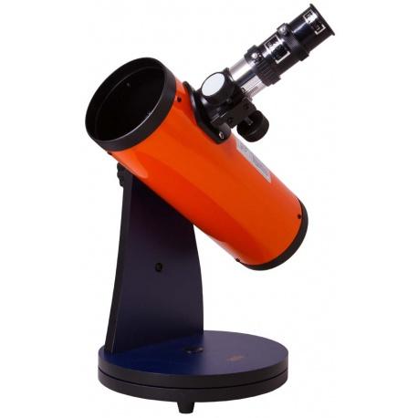 Teleskop Levenhuk LabZZ D1 mobilny przenośny do ciągłych obserwacji dla dzieci