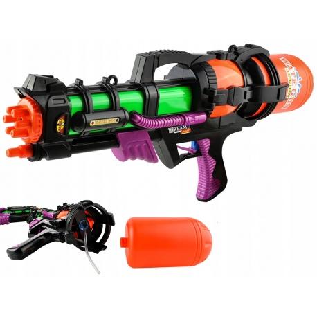 Pistolet na wodę broń wodna karabin 60cm długości strzelanie sikawka