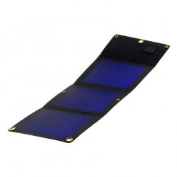 Kompaktowa elastyczna rozkładana ładowarka solarna 445 x 215 x 1mm Power Need