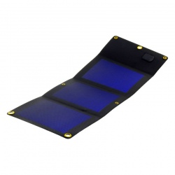 Elastyczna ładowarka solarna rozkładana 760 x 215 x 1mm S5W1B Power Need