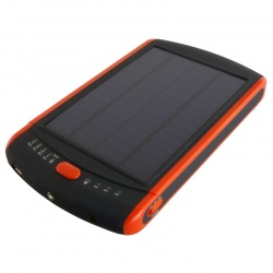Ładowarka solarna powerbank 23000 mAh bank energii latarką LED S23000 Power Need