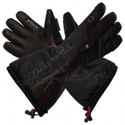 Ogrzewane rękawice narciarskie GLOVii GS9 membrana Hypora z tkaniną Thinsulate dotyk