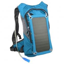 Plecak z panelem solarnym 6,5W miejsce na laptop ładuje urządzenia elektroniczne SBS12 Power Need