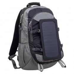 Plecak z panelem solarnym 6,5W miejsce na laptop ładuje urządzenia elektroniczne SBS13 Power Need