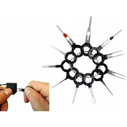Specjalistyczne klucze do demontażu wyciągnia pinów wyjmaki zestaw