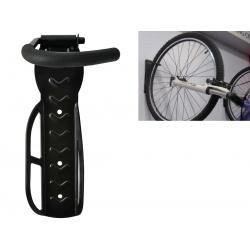 Wieszak na rower uchwyt ścienny hak rowerowy na ścianę za koło