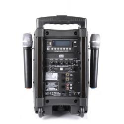 Kolumna mobilna BST NOMAD8UHF moc 100W odtwarzacz CD Bluetooth mikrofony