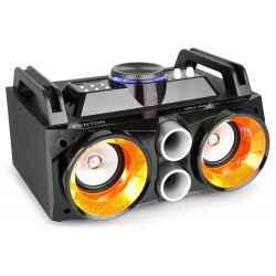 Boombox Fenton Party Station MDJ100 100W z akumulatorem diody LED