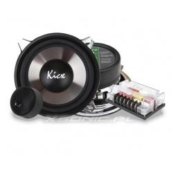 Głośniki samochodowe ICQ 5.2 Kicx 2-drożene 100W zestaw zwrotnice tweetery