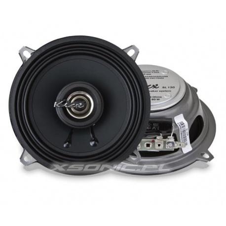Głośniki 2-drożne samochodowe Kicx SL 130 mm w drzwi 40W
