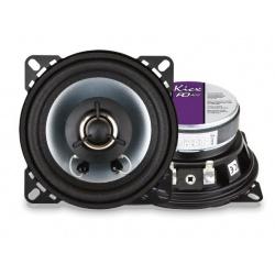 Głośniki samochodowe 100mm 2-drożne PD 402 Kicx 30W