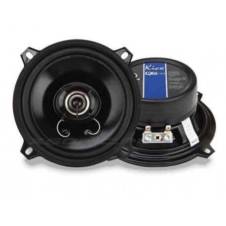 Głośniki samochodowe 130mm zespolone 2-drożne QS 130 Kicx 60/120W