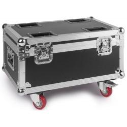 Walizka na 8 sztuk reflektorów BeamZ BBP9 wbudowany system ładowania
