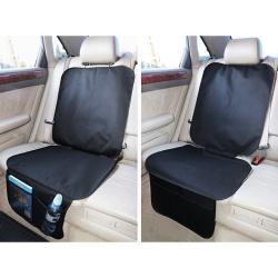 Mata ochronna pod fotelik samochodowy uniwersalna ISOFIX na siedzenie
