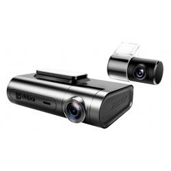 Rejestrator jazdy dwie kamery przód tył kamera DVR MINI X2 PRO DDPAI smartfon
