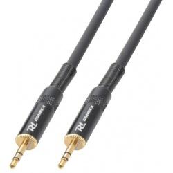 Kabel sygnałowy JACK 3.5 - JACK 3.5 PD Connex długość 3 metrów