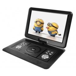 Przenośny odtwarzacz DVD ekran 16 cali LED DVB-T MPEG-4/2 port USB/SD