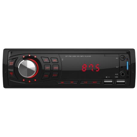 Radio samochodowe VORDON AC-1101U Nelson gniazdo microSD odsługa MP3 wysoka jakość dźwięku