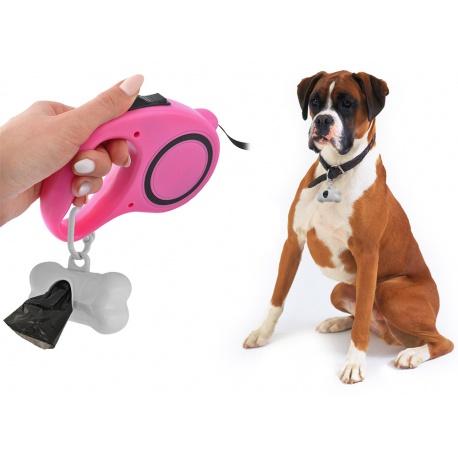 Woreczki na kupy odchody psa pojemnik psie worki 570 sztuk etui