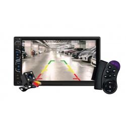 Radio samochodowe Vordon AC-7201 Oregon nawigacja GPS USB microSD Bluetooth MirrorLink