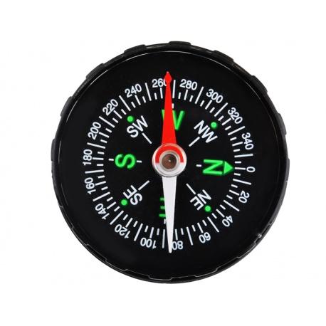Klasyczny kompas kieszonkowy do obserwacji astronomicznych i orientacji w plenerze