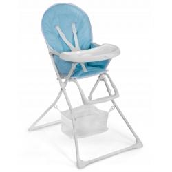 Krzesełko do karmienia Ricokids Fando stolik dla dzieci z koszyczkiem 6-36 miesięcy