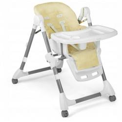 Krzesełko do karmienia Simo 2w1 stolik dla dzieci leżaczek na kółkach