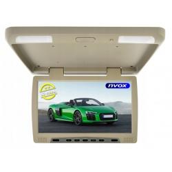 Monitor podwieszany 15' LED BRIGHT VIEW odtwarzacz plików SD USB IR