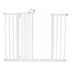 Bramka zabezpieczająca brama bezpieczeństwa do futryny na schody i drzwi