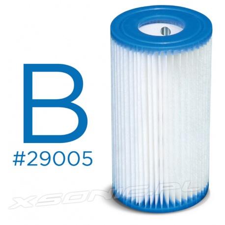 Filtr typ B do pompy basenowej 9463 litrów na godzinę INTEX 29005
