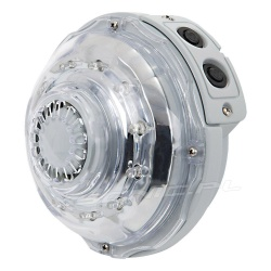 Wodna lampa basenowa LED napędzana wodą do SPA Intex 28504