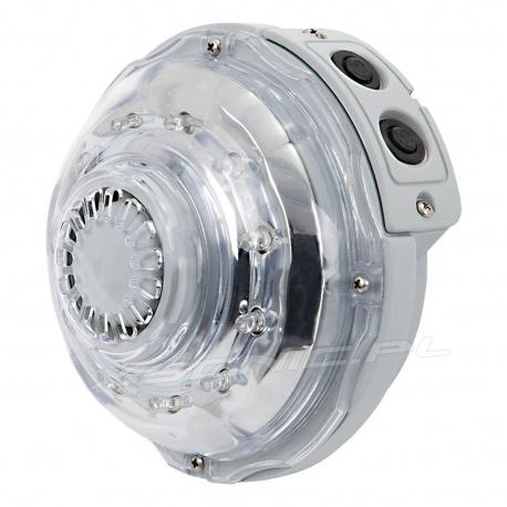 Wodna lampa basenowa LED napędzana wodą do SPA Intex 28504
