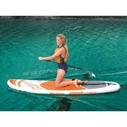 Kajak deska SUP surfing 2w1 Aqua Journey 274 x 76 x 15 cm Bestway 65302