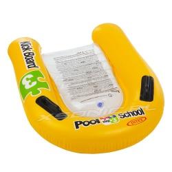 Deska dmuchana dla dzieci do nauki pływania z uchwytami INTEX 58167