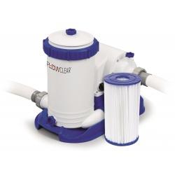 Pompa filtrująca do basenów 9463 litrów na godzinę Bestway 58391