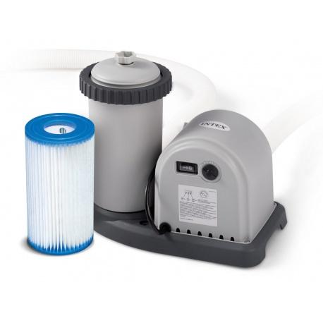 Pompa filtrująca z filtrem INTEX o wydajności 5678 litrów na godzinę 28636