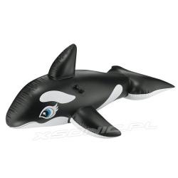 Zabawka plażowa do pływania dmuchana Orka 193 cm x 119 cm INTEX 58561